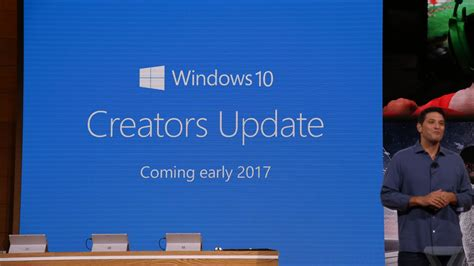 microsoft lets you the windows 10 creators update a early the verge