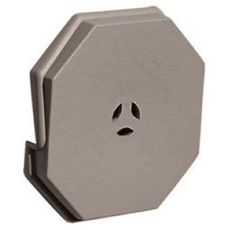 Exterior Electrical Box For Lap Siding, Exterior, Free