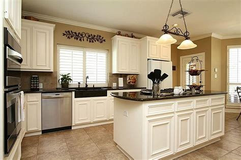 white kitchen cabinets with walls kitchen walls with white cabinets and granite decoor 2086