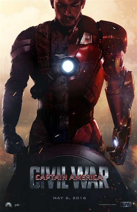 Captain America Civil War Wallpapers High Resolution And