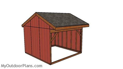 field shed plans myoutdoorplans  woodworking