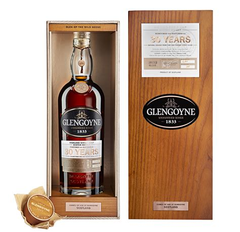 The Whisky Business: GLENGOYNE DISTILLERY LAUNCHES A ...