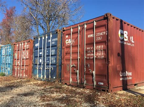 Storage Containers Charlotte Nc Listitdallas