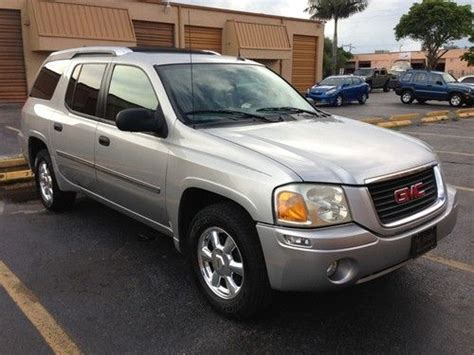 2005 Gmc Suv by Find Used 2005 Gmc Envoy Xuv Suv In Miami Florida United