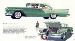 108 Best Images About The Stylish 1957 Ford Fairlane On
