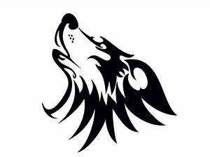 Pin Tribal Wolf Head Tattoo Pictures To Pin On Pinterest ...