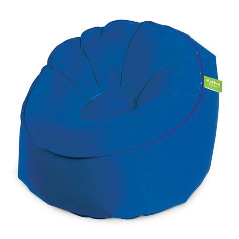 siege gonflable ezair bleu siège gonflable jeux d 39 enfants siège enfant
