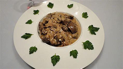 cuisiner des rognons de boeuf rognons de bœuf et chignons