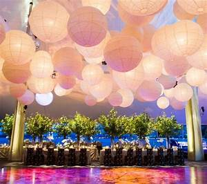 Boule Papier Luminaire : la boule chinoise est un joli et original moyen de d coration ~ Teatrodelosmanantiales.com Idées de Décoration