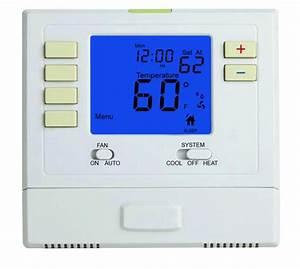 7 Day Programmable Low Voltage Electric  U0026 Floor Heating