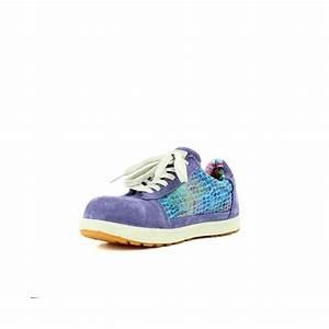 Chaussure De Securite Femme Legere : chaussure de s curit l g re violette pour femme lisashoes ~ Nature-et-papiers.com Idées de Décoration
