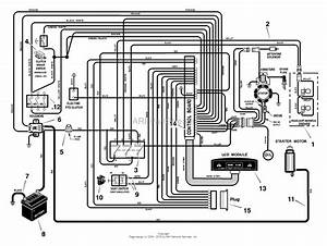 Murray Lawn Tractor Wiring Diagram : murray 468600x43a lawn tractor 2004 parts diagram for ~ A.2002-acura-tl-radio.info Haus und Dekorationen