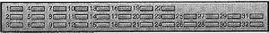 Saab 9000  1993 - 1998   U2013 Fuse Box Diagram