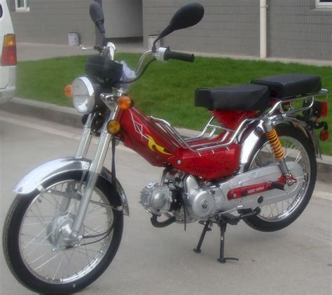 Honda Moped by Honda 50 Moped Scooter Replica