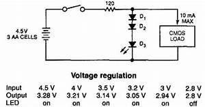Diode Cmos Stabilizer Circuit Diagram