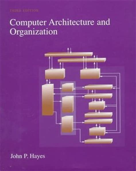 Computer Architecture And Organization By John P Hayes