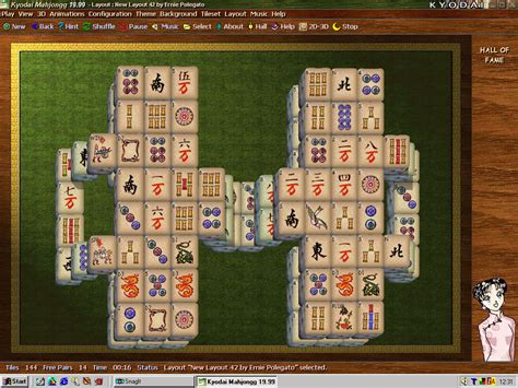 mahjong solitaire tile layouts solitaire mahjongg a guide to the world of the computer