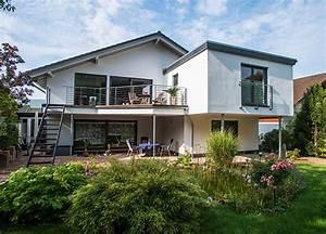 Anbau Einfamilienhaus Beispiele : holzbau loth ~ Lizthompson.info Haus und Dekorationen