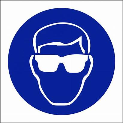 Protection Eye Hearing Goggles Labels Personal Marine