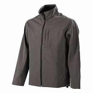 Blouson De Travail Homme : veste softshell homme natane lafont style sportswear col montant ~ Voncanada.com Idées de Décoration