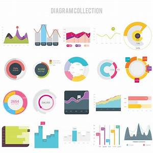 Diagram Design Collection Vector