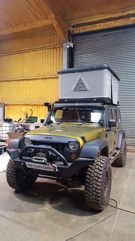 Jeep Wrangler Modification by Jeep Wrangler Jk Modification Project Pb Customs