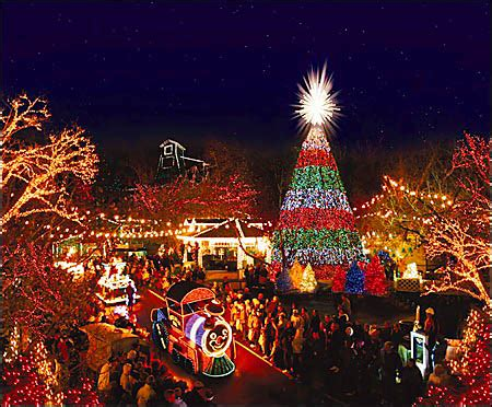 top 10 light displays in the world