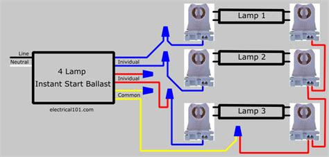 T8 Wiring Diagram Free Picture Schematic by 3 L Ballast Wiring Diagrams Parallel Schematic Diagram