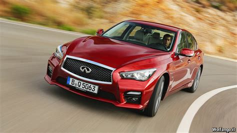 The Limits To Infiniti  Japanese Luxury Cars