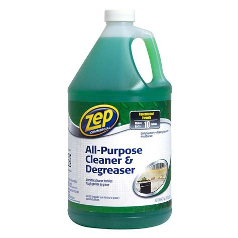zep 128 oz concentrated all purpose cleaner and