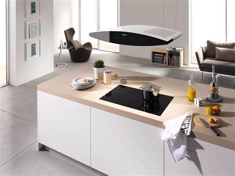 kitchen island extractor hoods miele da 7006 d aura island cooker hoods with energy 5064