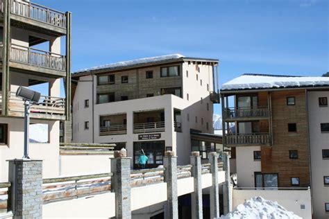 residence les chalets et balcons de la vanoise 40 la