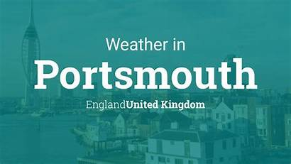 Portsmouth Weather 2021 England Current United Timeanddate