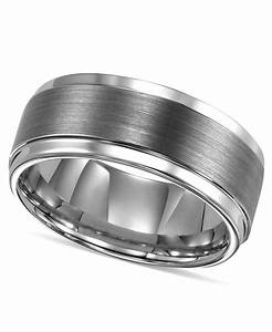 Triton men39s ring tungsten carbide comfort fit wedding for Triton tungsten wedding rings