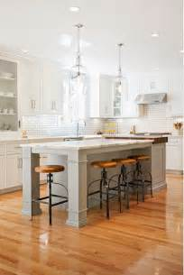 r d kitchen fashion island 36 modern farmhouse kitchens that fuse two styles perfectly