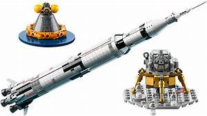 Live Out Your Astronaut Dreams With Lego's Meter-Tall NASA ...