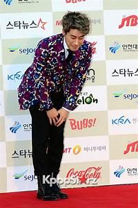 San E Attends The 3rd Gaon Chart Kpop Awards Feb 12
