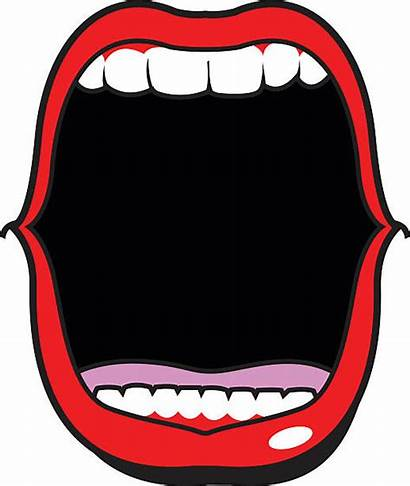 Mouth Open Clipart