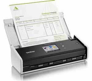buy brother ads1600w compact wireless document scanner With wireless document scanner reviews