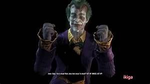 Arkham Knight - Batman Beaten (Joker Quotes) Part 2 - YouTube