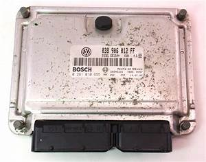 Ecu Ecm Engine Computer 2002 Vw Beetle Diesel 1 9 Tdi Alh