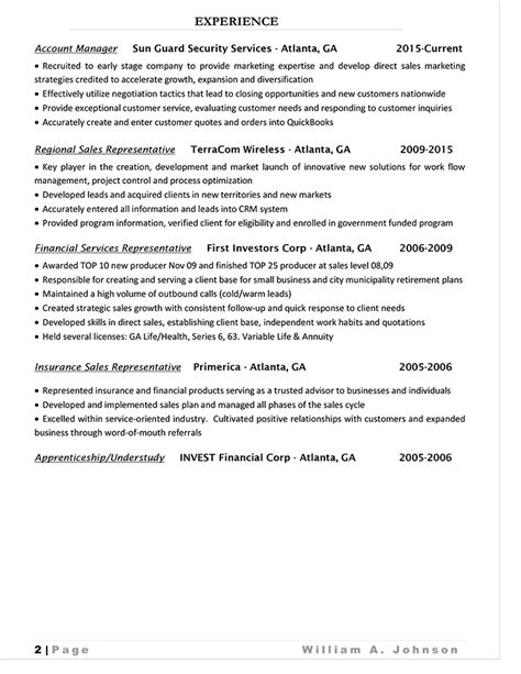 sles resume cover letter writing service