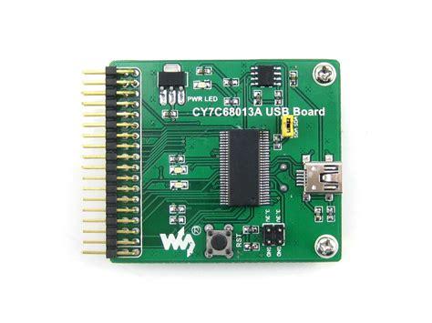 cy7c68013a usb board mini high speed usb module with