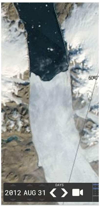 Glacier Theory Petermann Glacial Stokes Since Nick