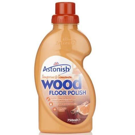 Astonish Wood Floor Polish (Tangerine & Cinnamon)   Veganuary