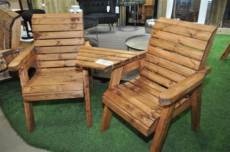 wooden garden furniture   beautiful garden