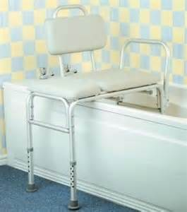bath seats and benches rehabilitation mobility