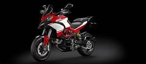 Ducati Multistrada 1200 S Pikes Peak 2013 Repair Workshop