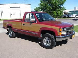 1989 K 2500 Chevrolet Scottsdale 4x4  Nicest One In