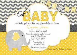 Baby Shower Invitations Invitations - Baby Shower DIY